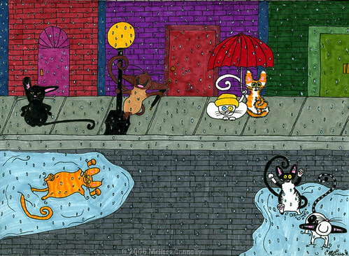 Rain (June 23, 2006)