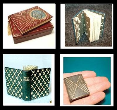 Robert Wu Miniature Bindings