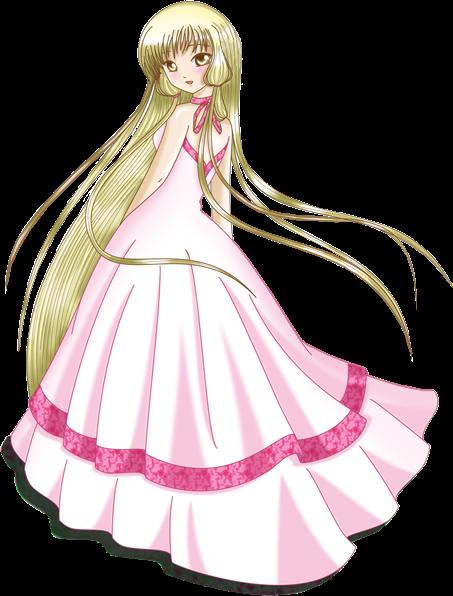 Manga Fille Avec Une Belle Robe 83