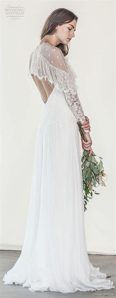 Divine Atelier 2018 Wedding Dresses   Wedding Inspirasi