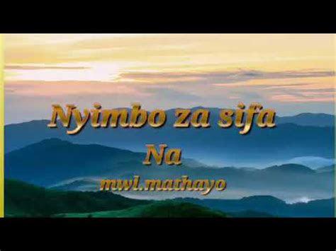 nyimbo za sifa na mwlmathayo officer audio youtube