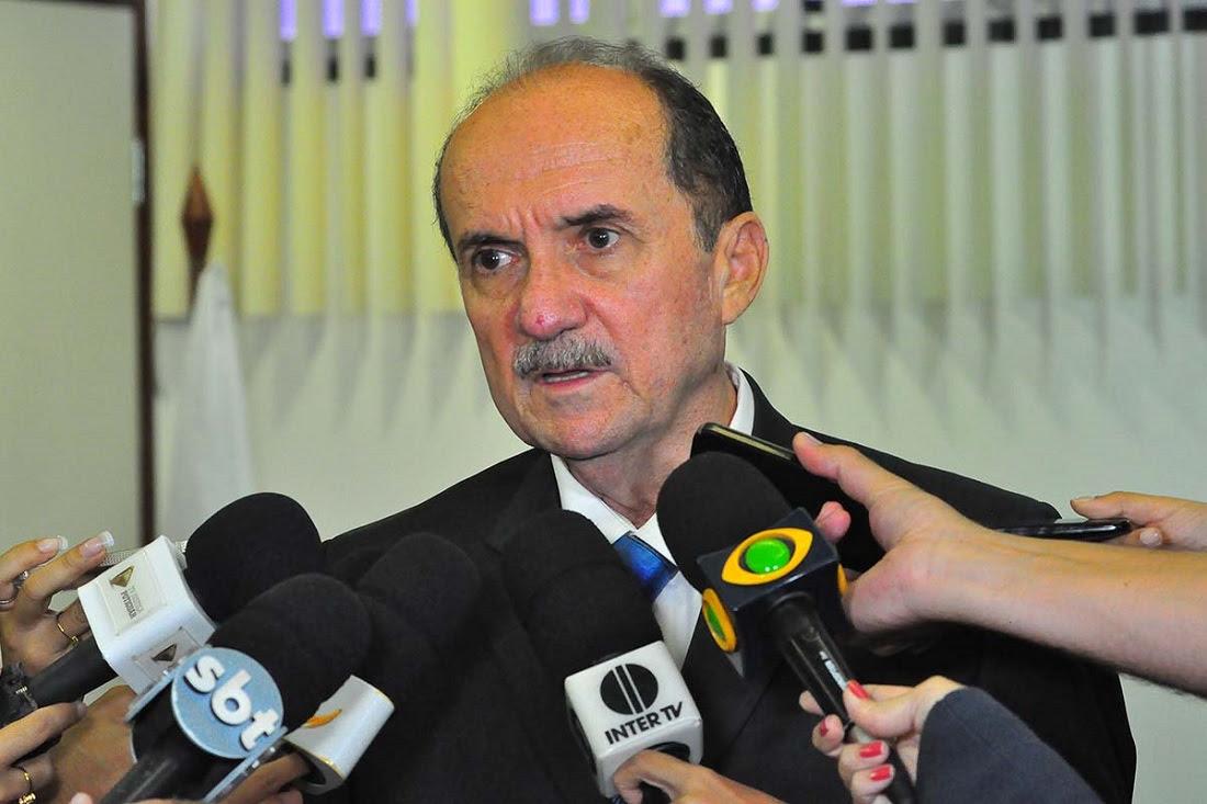 Resultado de imagem para Cláudio Santos vai criar o Instituto Rio do Norte Grande