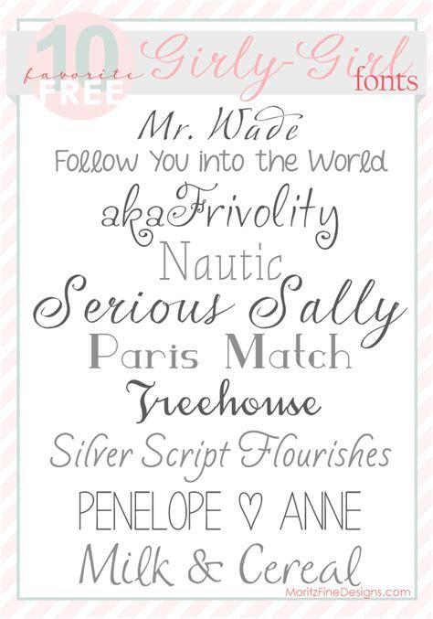 40 Best Wedding Fonts   Moritz Fine Blog Designs