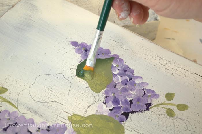 paint a leaf 2