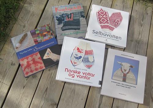 Tradisjons- inspirasjonsbøker