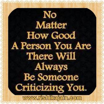 Thought For The Dayno Matter How Good A Person You Are