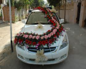 Kadamb Florist   Service Provider of Car Flower Decoration