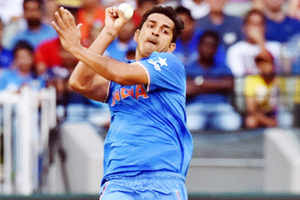 Mohit Sharma - India's surprise weapon