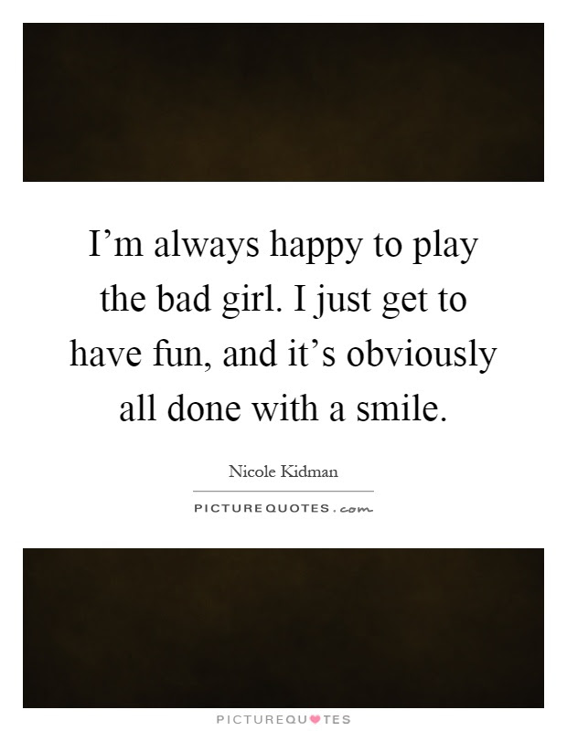 Im A Happy Girl Quotes Images
