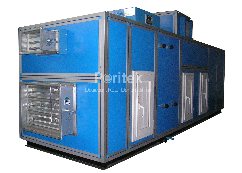 Commercial Silica Gel Desiccant Dehumidifier Aluminum ...