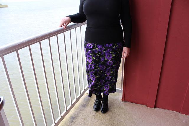 Challis Skirt