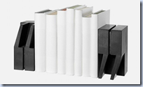 Quote/Unquote Bookends