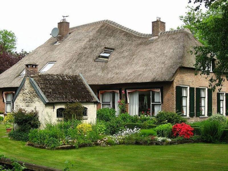 Giethoorn, a Veneza rural da Holanda 34