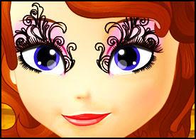 Sofia Yüz Boyama Sanatı Oyunu