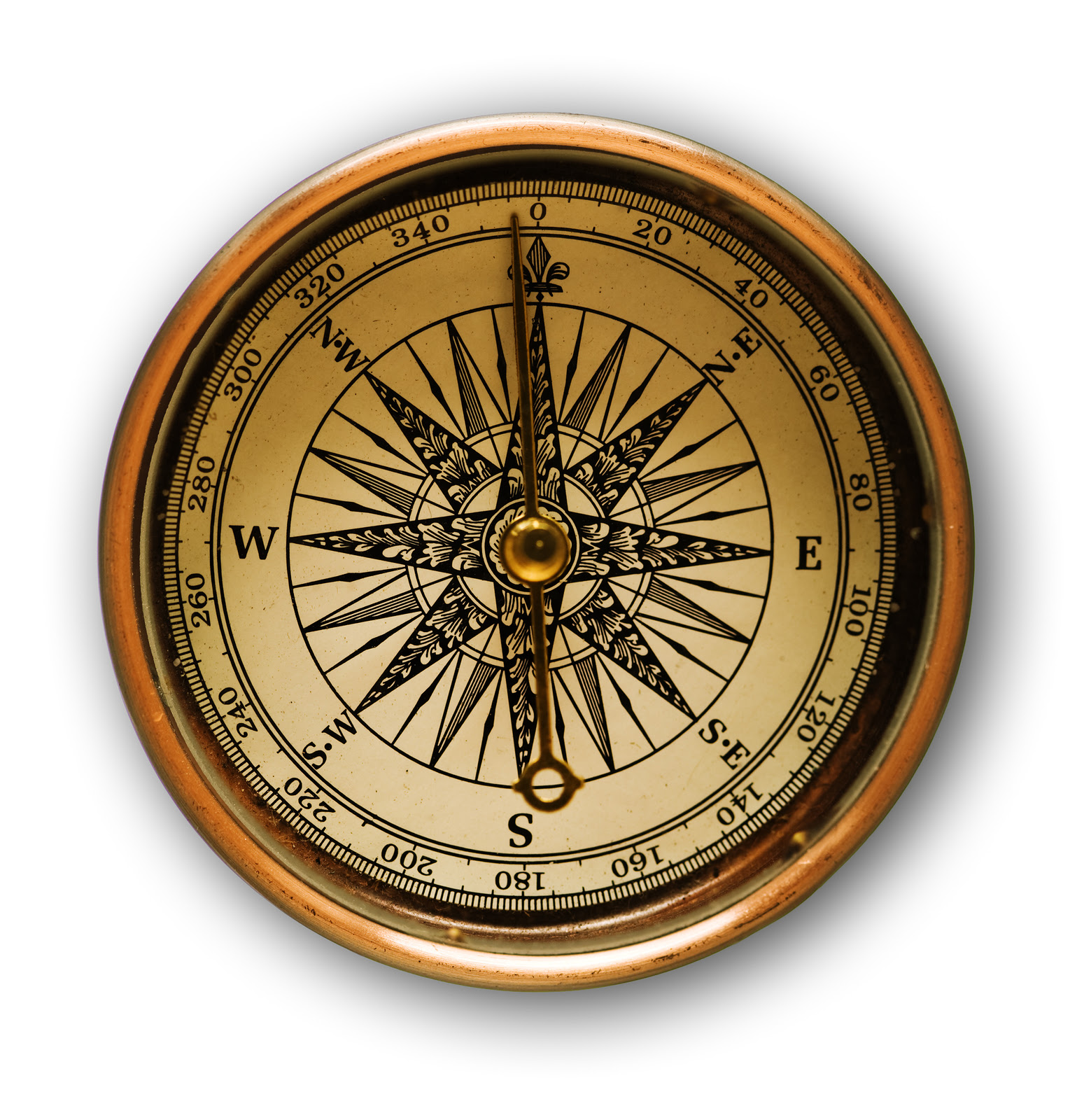 Old Compass Tattoojpg Clip Art Library