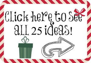25 Days Of Christmas Gift Ideas Draw Something Chockababy