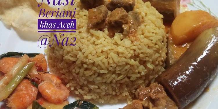 Resep Nasi Biryani Versi Khas Aceh Oleh NANA2202