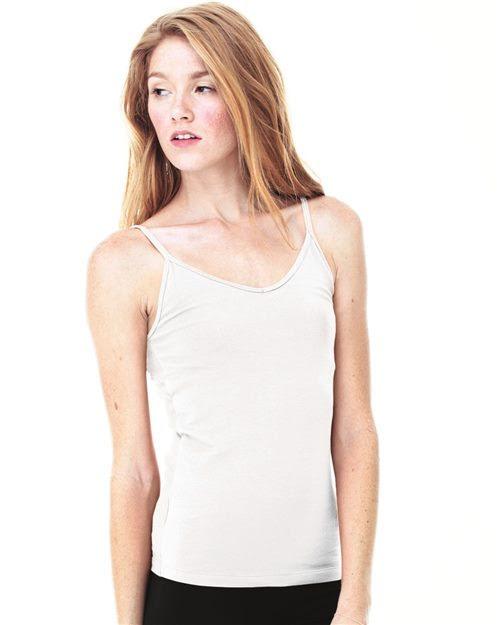 Zoe shelf bra cami no tops cotton code and plus