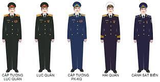 áo hải quân nữ