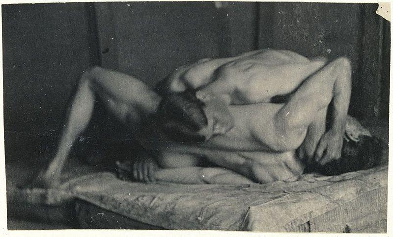 Eakins, Thomas (1844-1916) - Lottatori 1