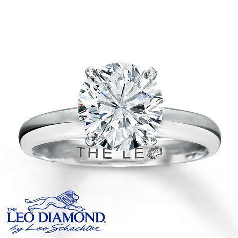 Solitair Leo Diamond Ring   Wedding, Promise, Diamond