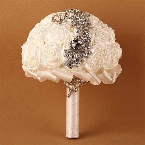 Handmade High Quality Wedding Bouquet Bridal Bride