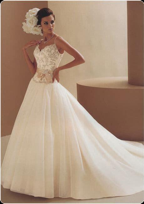 Old fashion wedding dresses