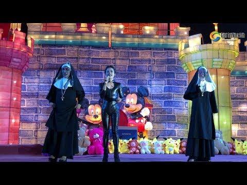 Lô tô show: Rợn người đêm Halloween của Đoàn Sài Gòn Tân Thời tại Lễ Hội Ánh Sáng Aeon Tân Phú