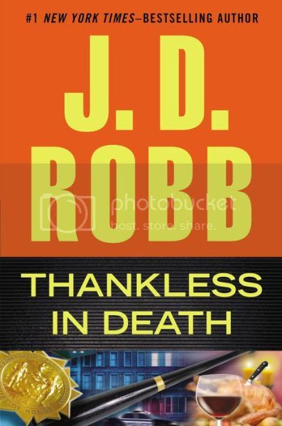 Thankless in Death Cover