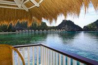 Apulit Island Resort. A luxury island resort in the Philippines.