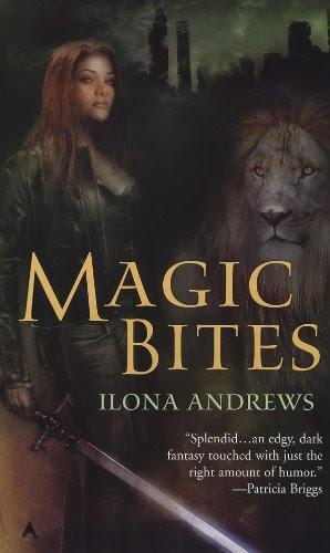 Magic Bites (Kate Daniels, Book 1) by Ilona Andrews
