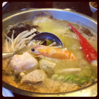 Jumbo jpot #steamboat #food  (Taken with instagram)