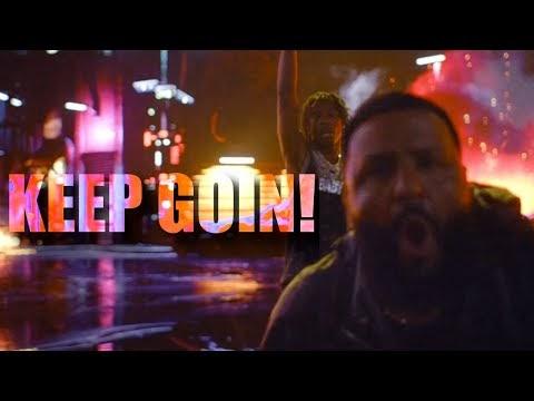 DJ Khaled feat. Rick Ross, Lil Baby, Lil Durk & T Pain - Keep Goin