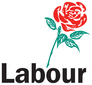Labour's logo from 2000 - 2007. Updated versio...