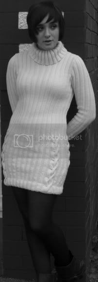 knitting 1960s mary quant