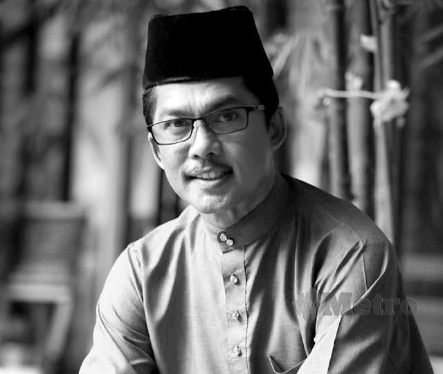 Nassier Wahab meninggal dunia