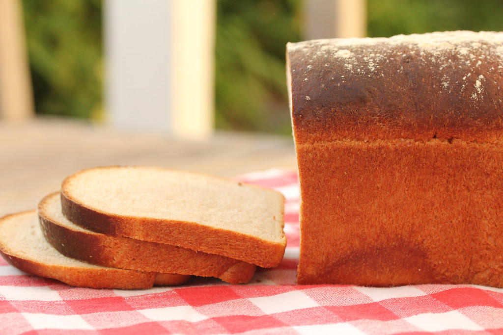 Transitional Whole Wheat Sandwich Bread