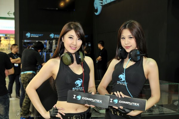 Booth Babes Computex 2014 (14)