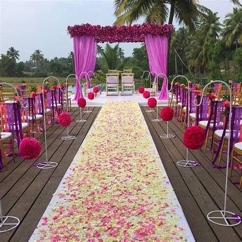 Best 25  Outdoor indian wedding ideas on Pinterest