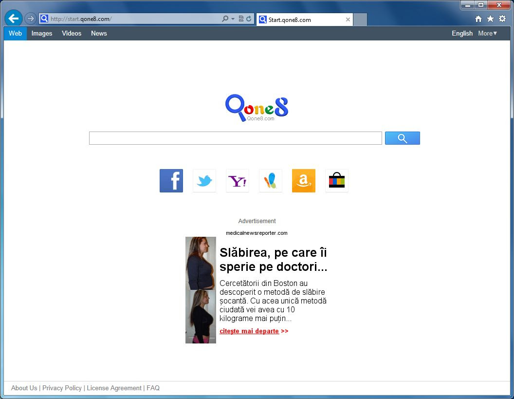 [Image: Start.Qone8.com virus]
