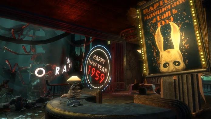 BioShock: The Collection (Foto: Reprodução/Youtube) (Foto: BioShock: The Collection (Foto: Reprodução/Youtube))