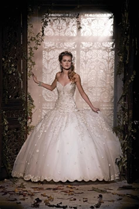 Eve of Milady Bridal Collection 2012   Bridal Reflections