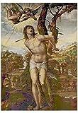 (13x19) Sodoma (St. Sebastian and Madonna with Saints) Art Poster Print