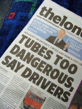 Tubes too Dangerous