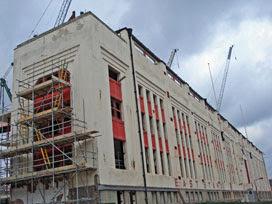 East Stand, Highbury