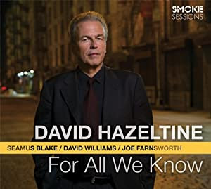 David Hazeltine - For All We Know cover