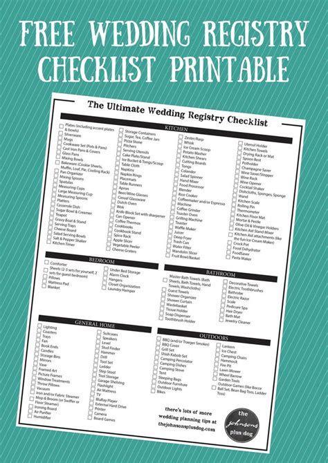 The 25  best Wedding registry list ideas on Pinterest
