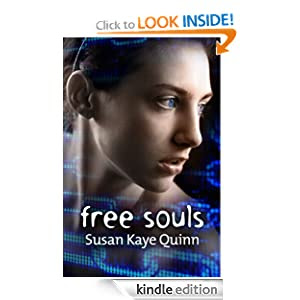 Free Souls (Book Three of the Mindjack Trilogy)