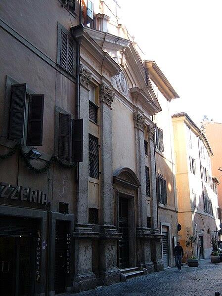 File:Campo Marzio - S. Nicola dei Prefetti.JPG