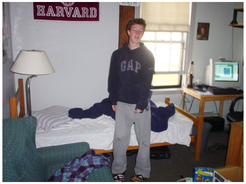 mark zuckerberg dorm